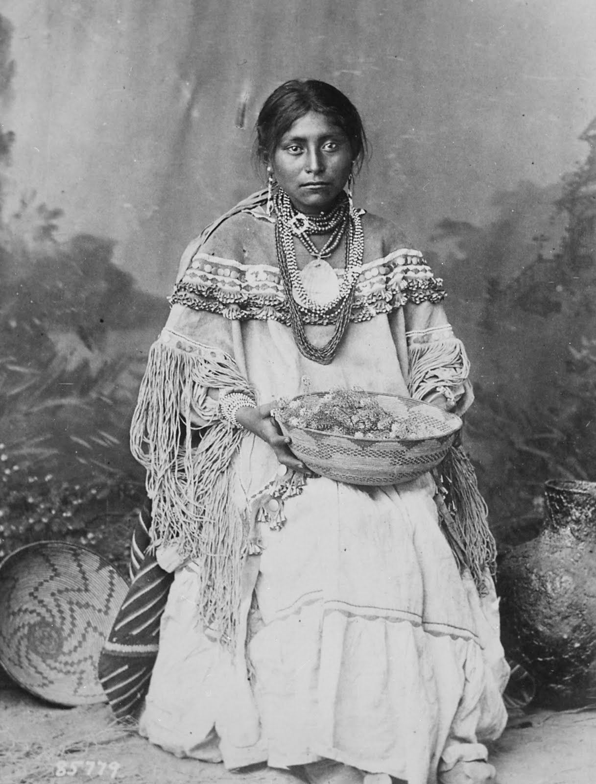 Black Native American Indians Loony Doctor Wedding