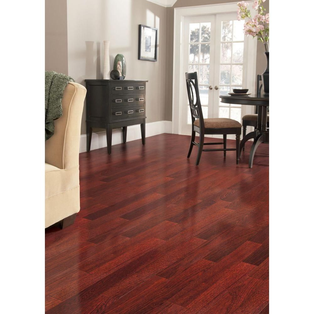 mahogany flooring Google Search Mahogany + Wall color