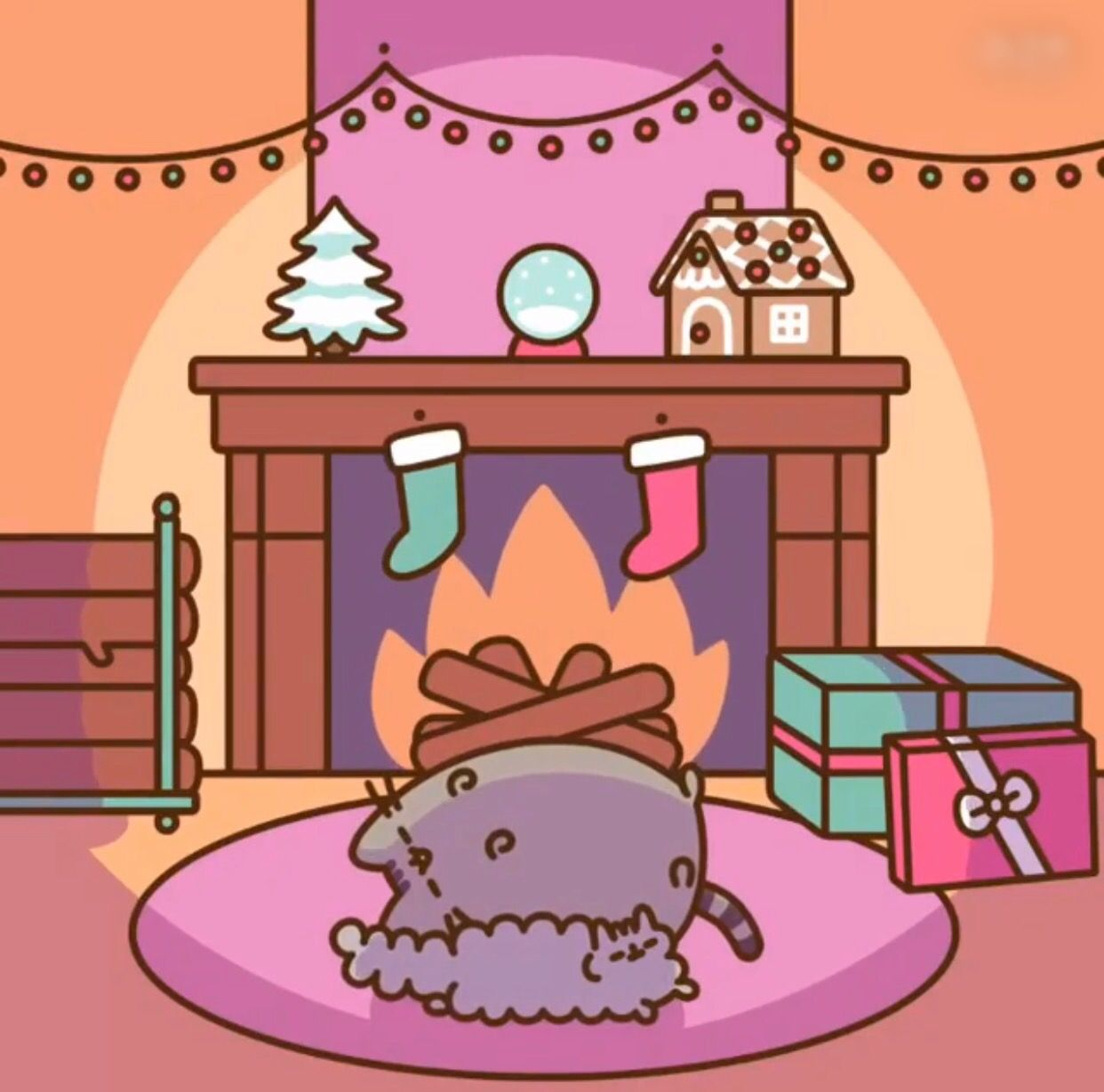 Pusheen and Stormy Pusheen the adorable cat Pinterest