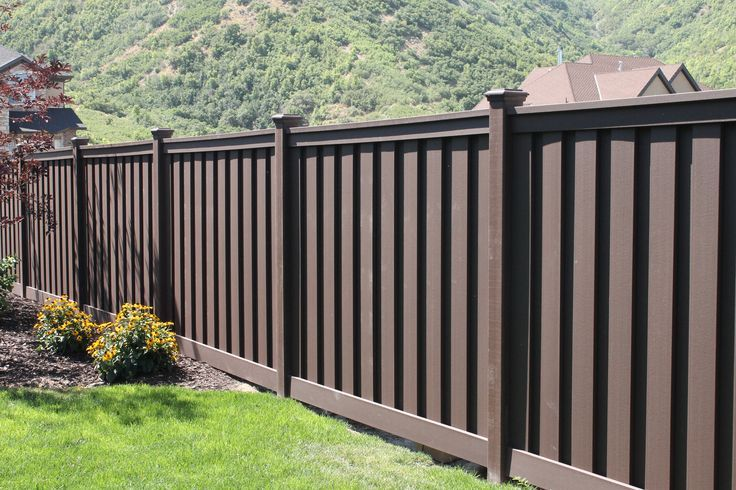 #affordable Wood Plastic Fence For Sale, Eco Friendly