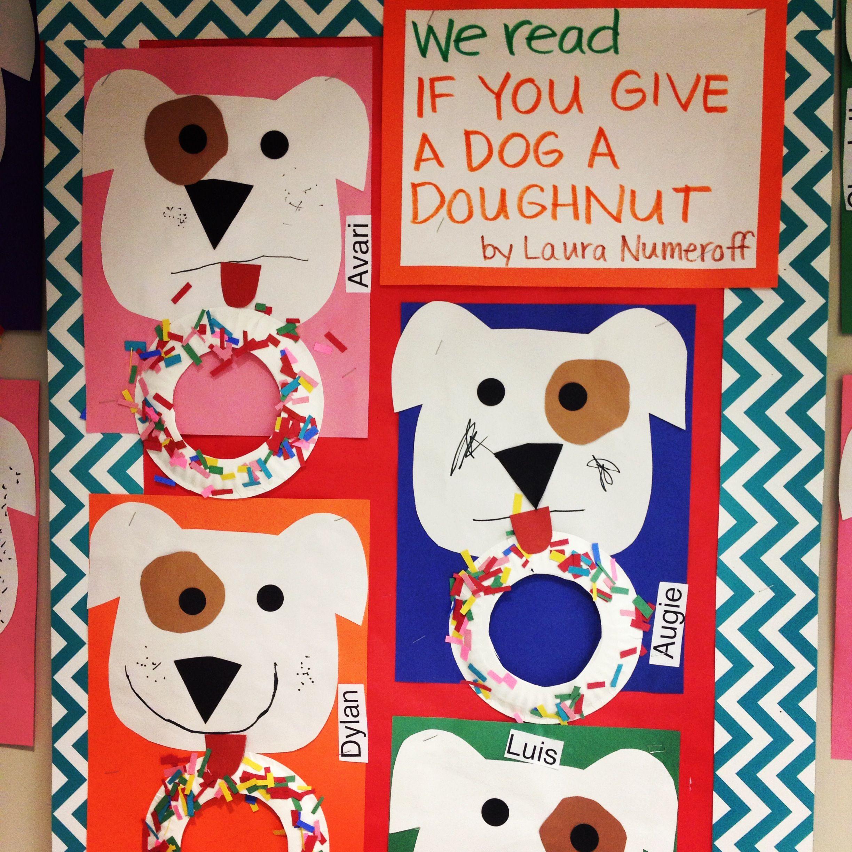 If You Give A Dog A Doughnut