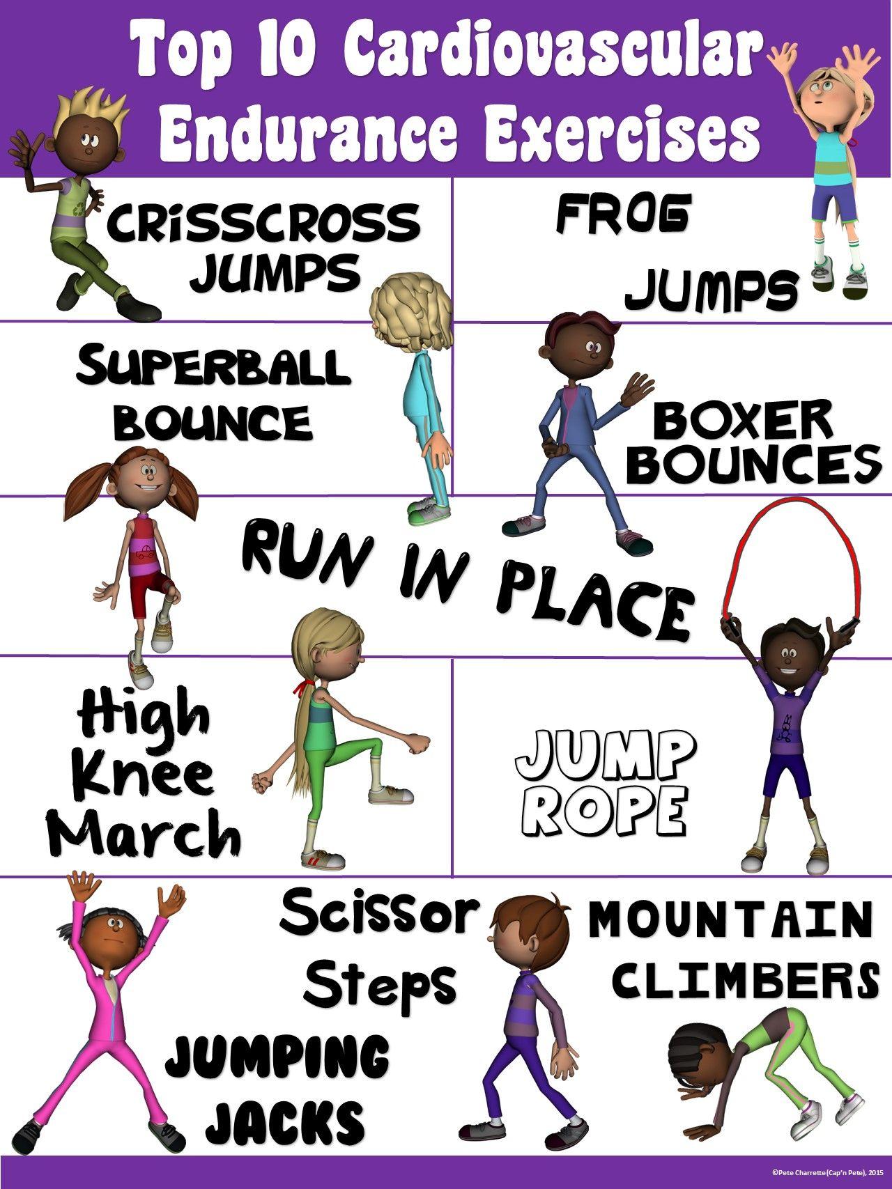 Best 25 Pe Exercises Ideas