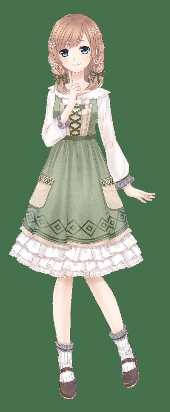 Chapter 10 啵啵 【图鉴】奇迹暖暖 · ミラクルニキ · Miracle Nikki