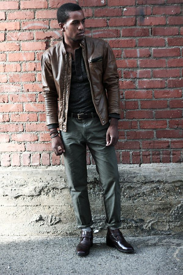 Cafe Racer Style Clothing Google Search