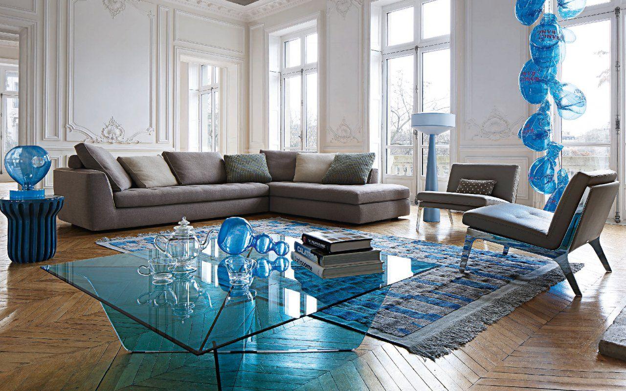 URBAN Sofa For Roche Bobois Collection 2014 By Sacha Lakic