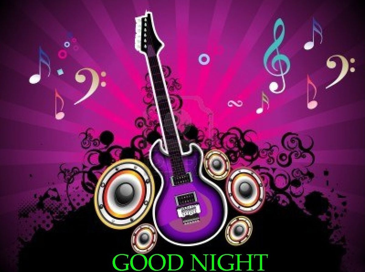 Good night music hd wallpapers Only hd wallpapers