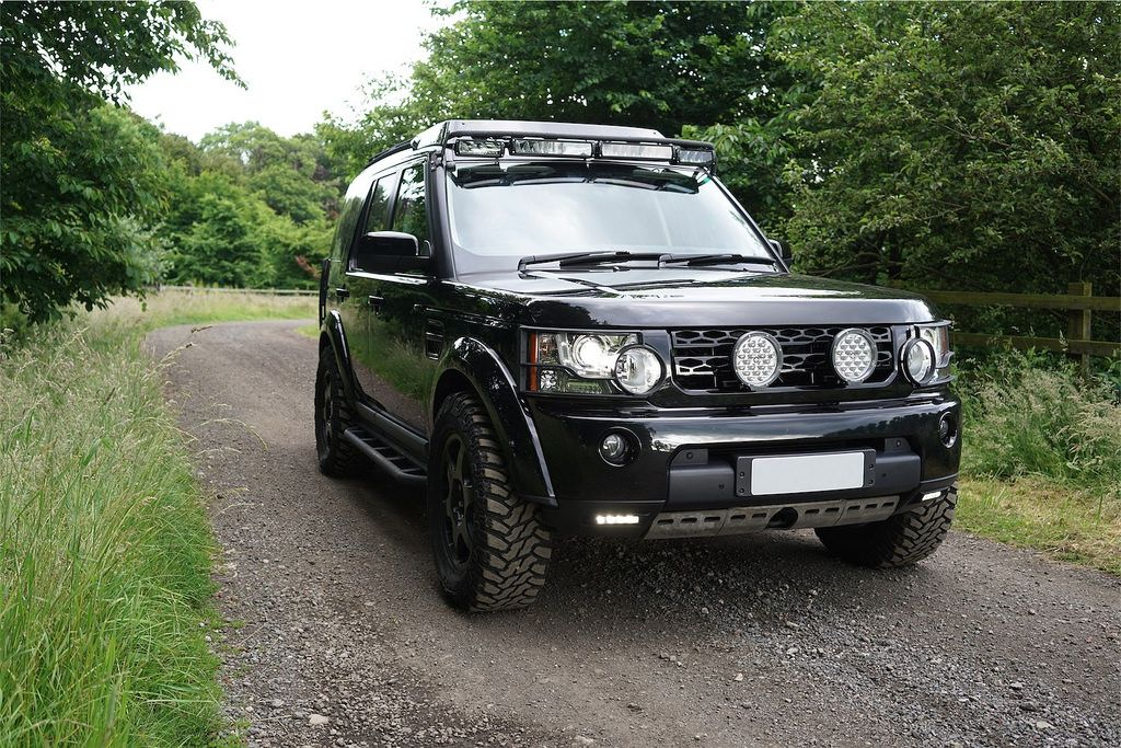 ProSpeed Discovery 4 Land rovers, Cars and 4x4