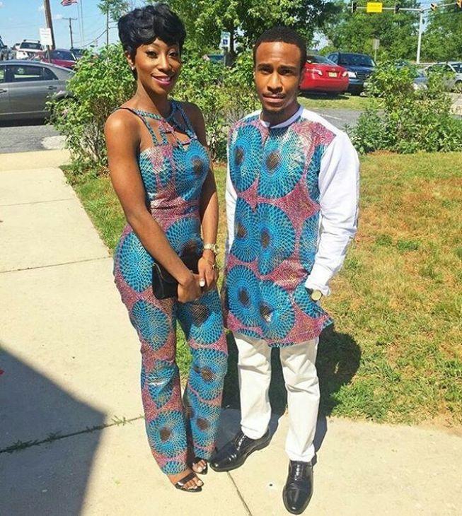 couples ankara styles