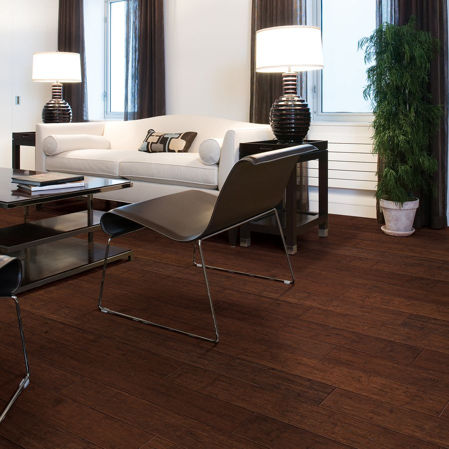 Shop Natural Floors by USFloors Exotic Hardwood 4.92in W