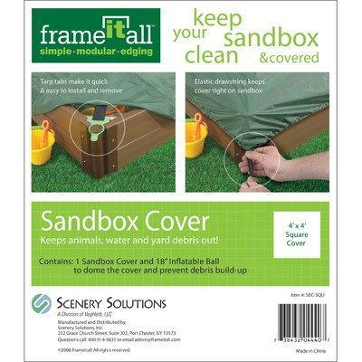 Frame It All Sandbox Cover | Frameswalls.org