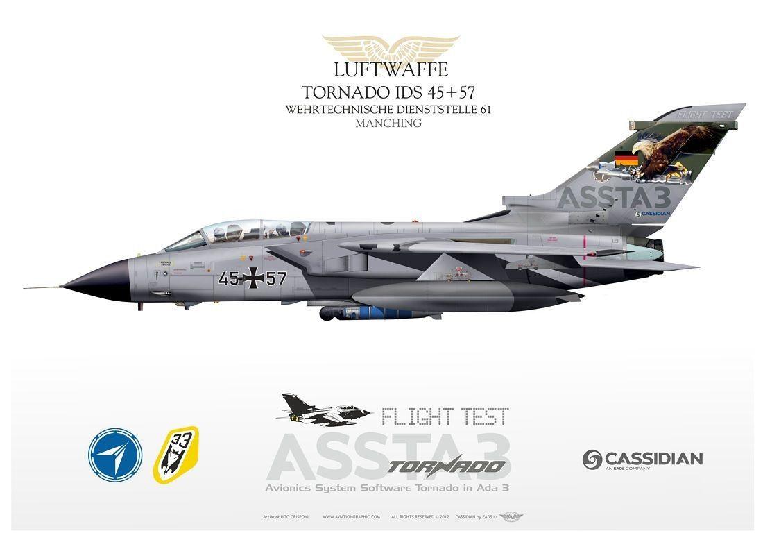 Luftwaffe Tornado Ids 45 57