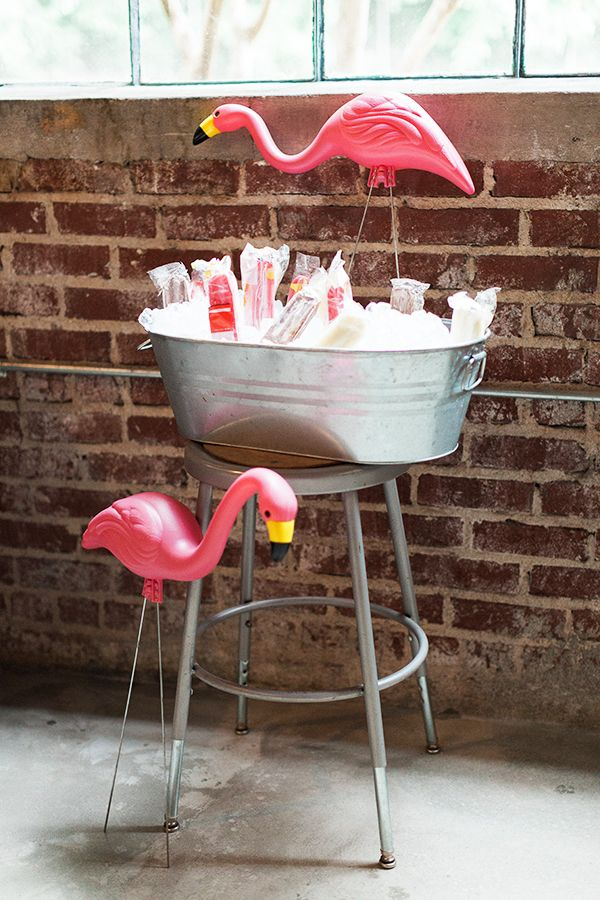 Flamingo Guardians over Popsicles) http//inhonorofdesign