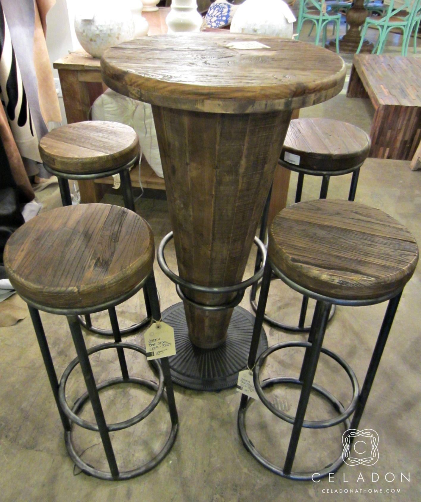 Morella Wood Pub Table 599 1225 51003416 I Celadonathome
