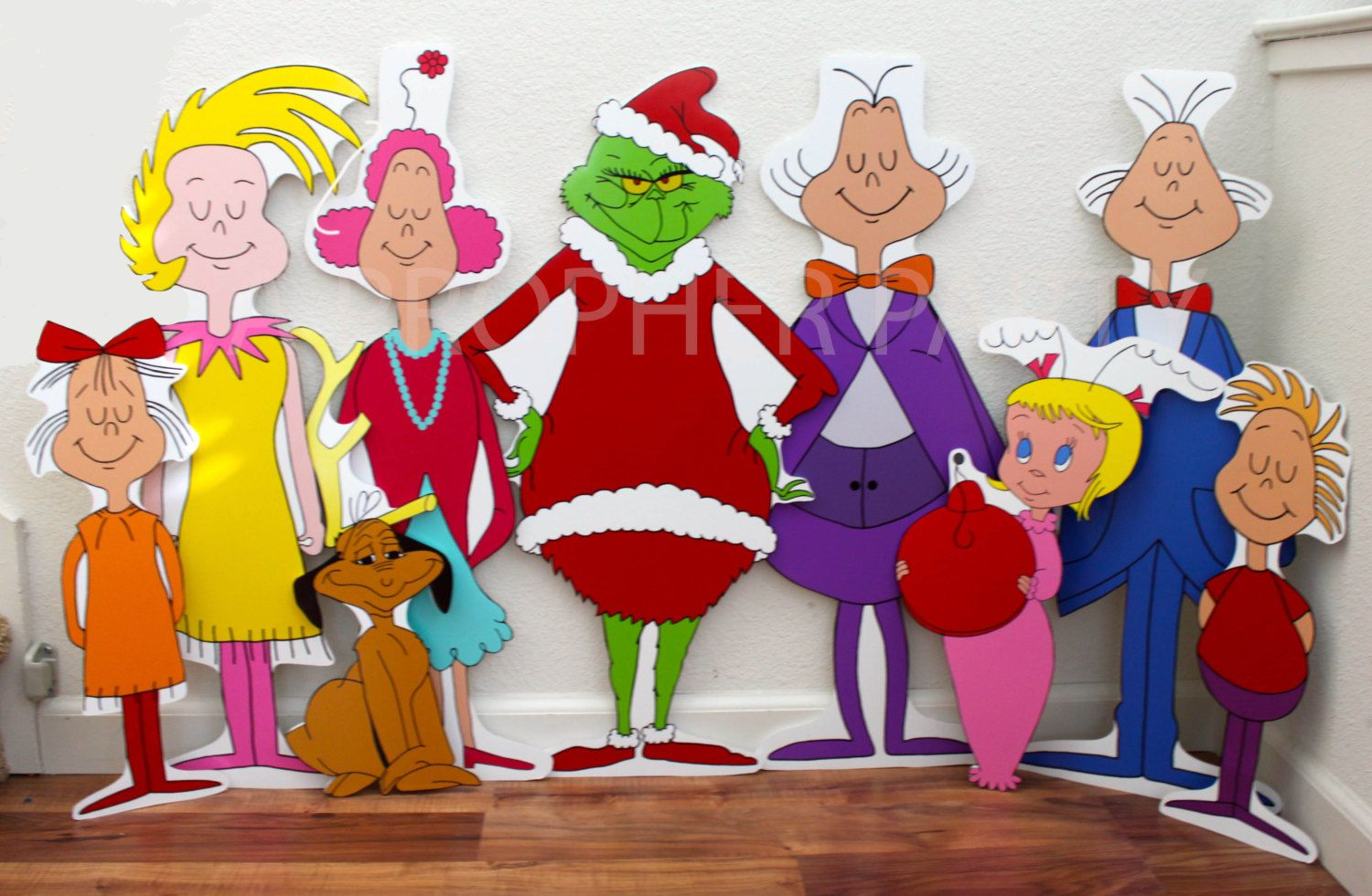 Whoville Christmas Decorating Ideas Whoville Outdoor