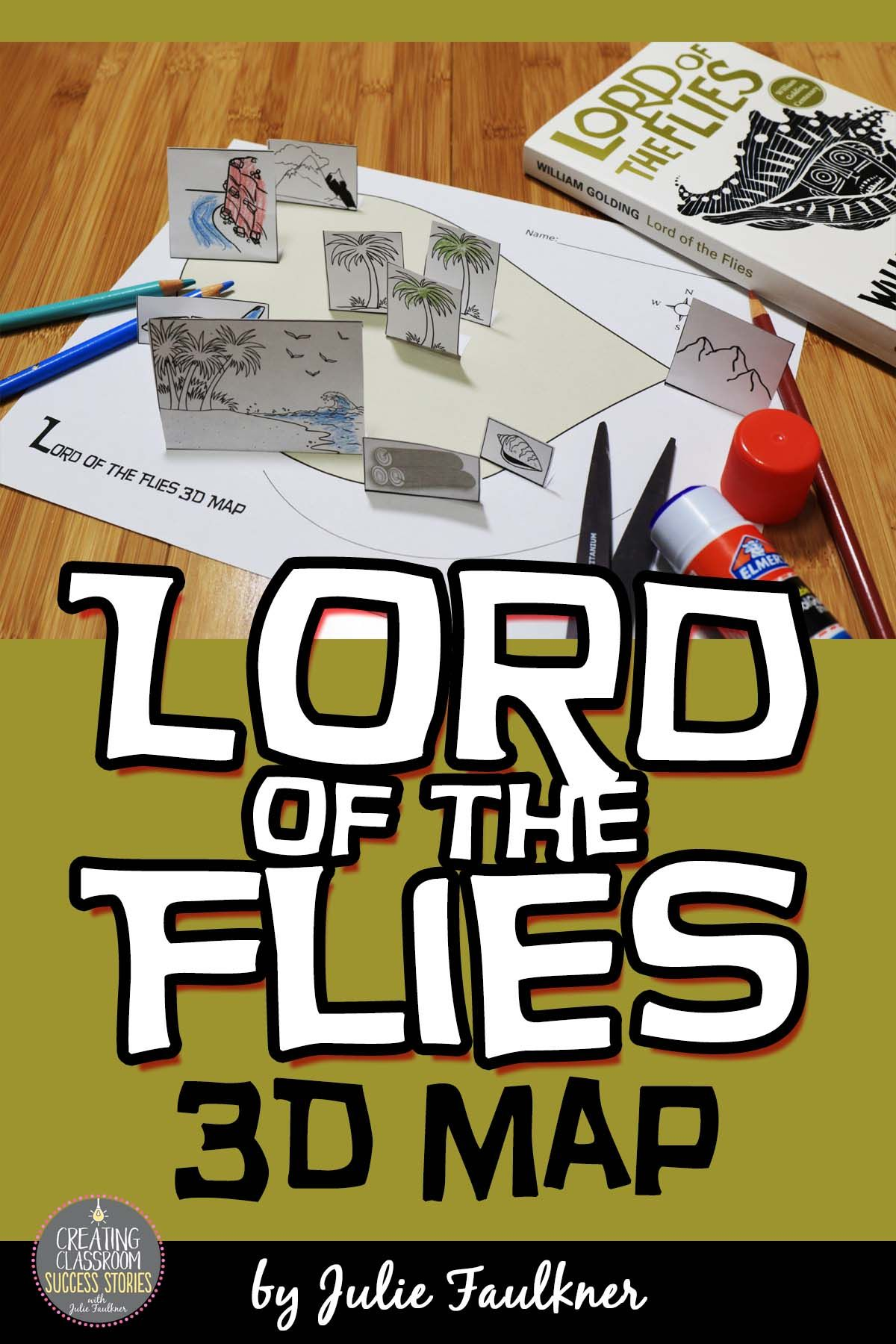 Lord Of The Flies Literature Guide Unit Plan William