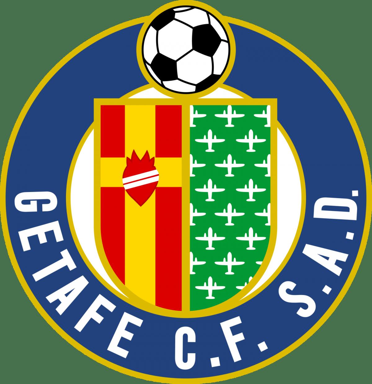 Getafe CF, La Liga, Getafe, Madrid, Spain Football Logos