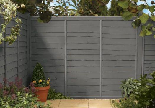 Our Fence Decking Colour Silver Birch Cuprinol