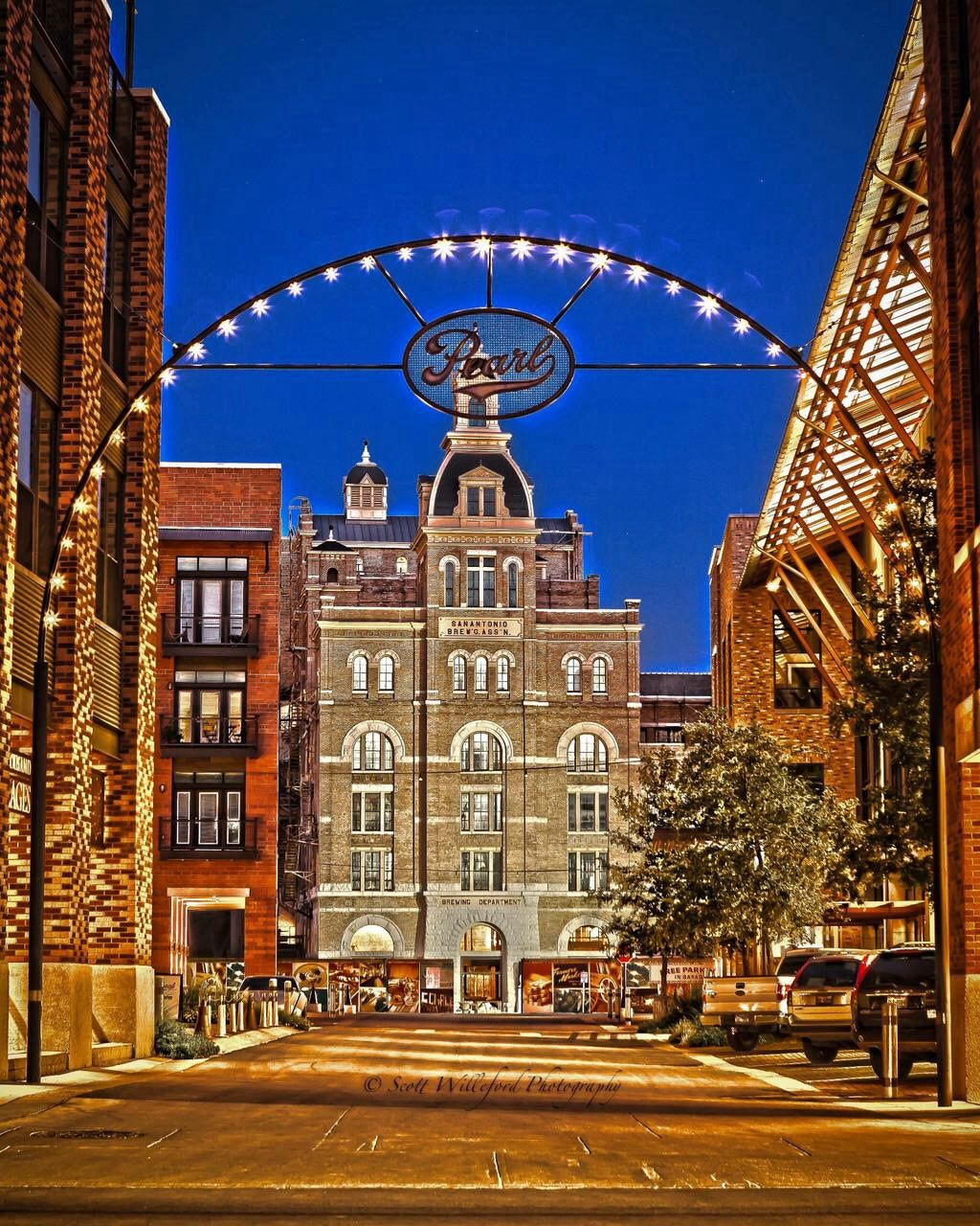The Historic Pearl Brewery, San Antonio, Texas Find more