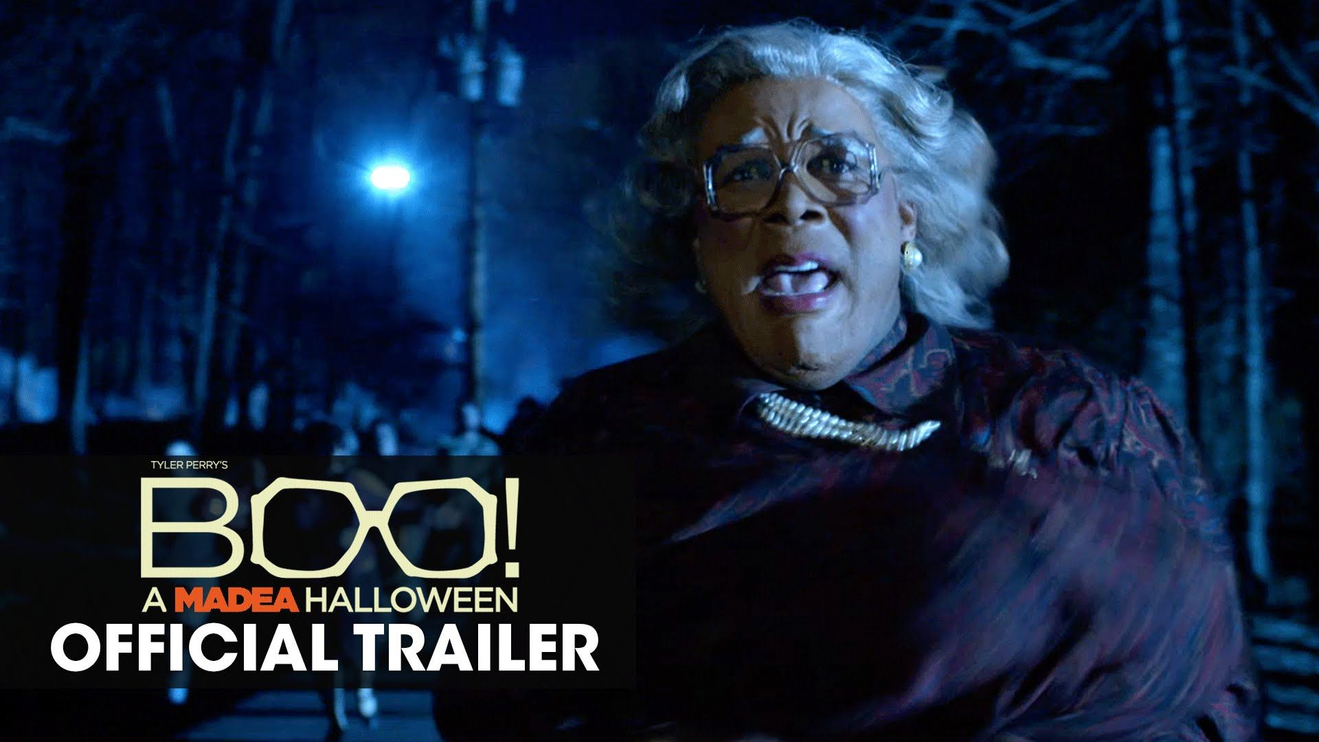 Tyler Perry's BOO! A MADEA HALLOWEEN Official Trailer