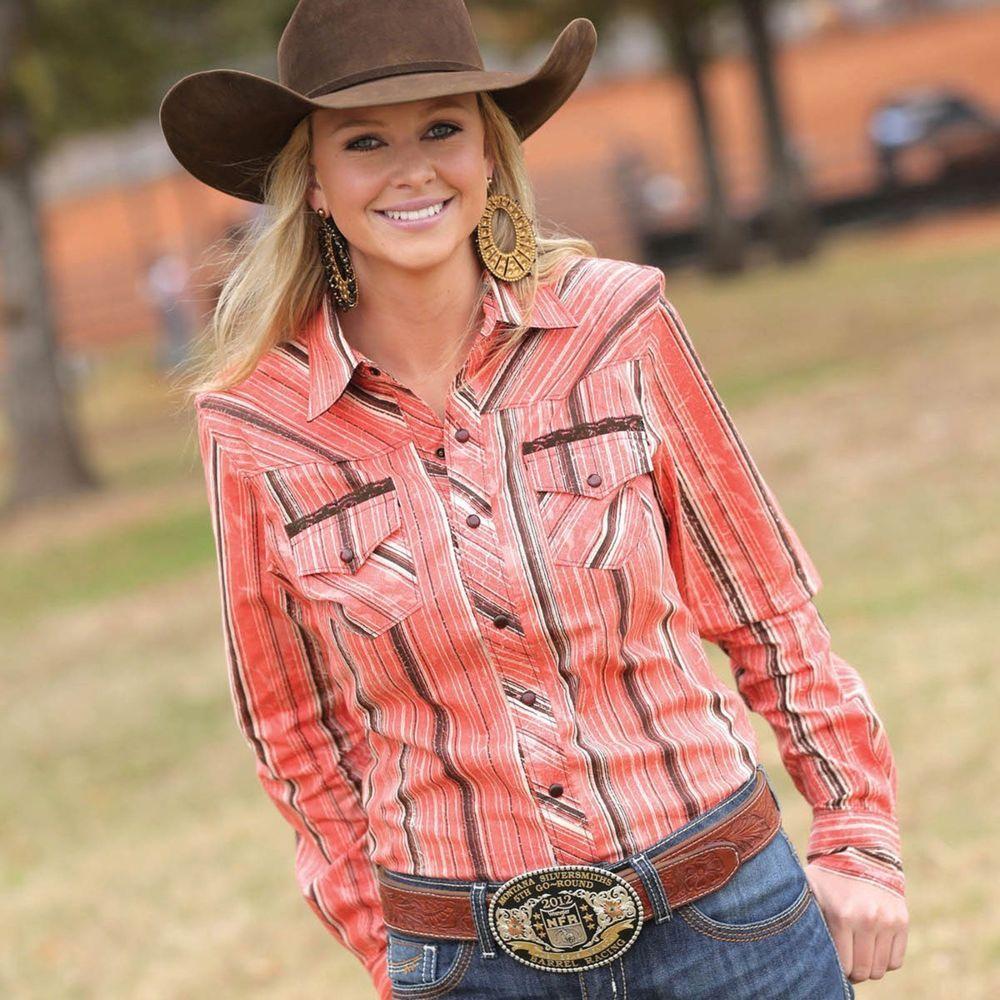 Download CRUEL GIRL RODEO Western Barrel Arena Fit Snaps SHIRT ...