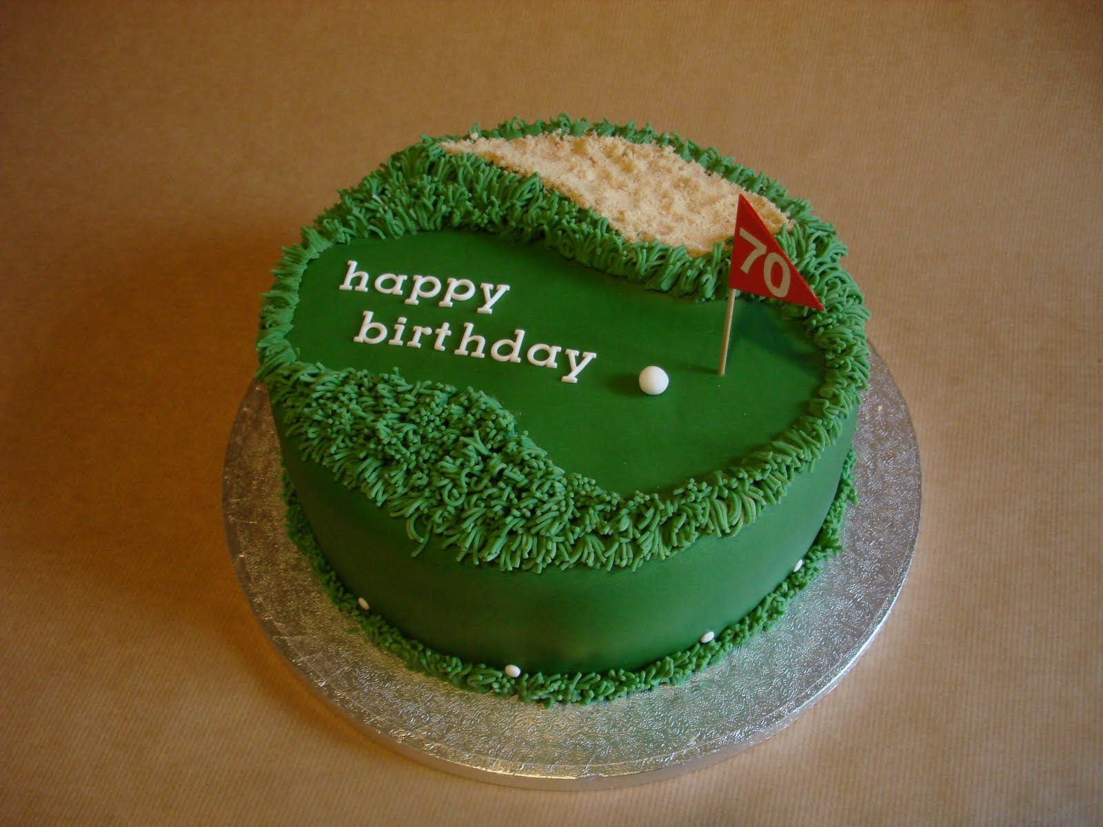 Best 25 Golf Birthday Cakes Ideas