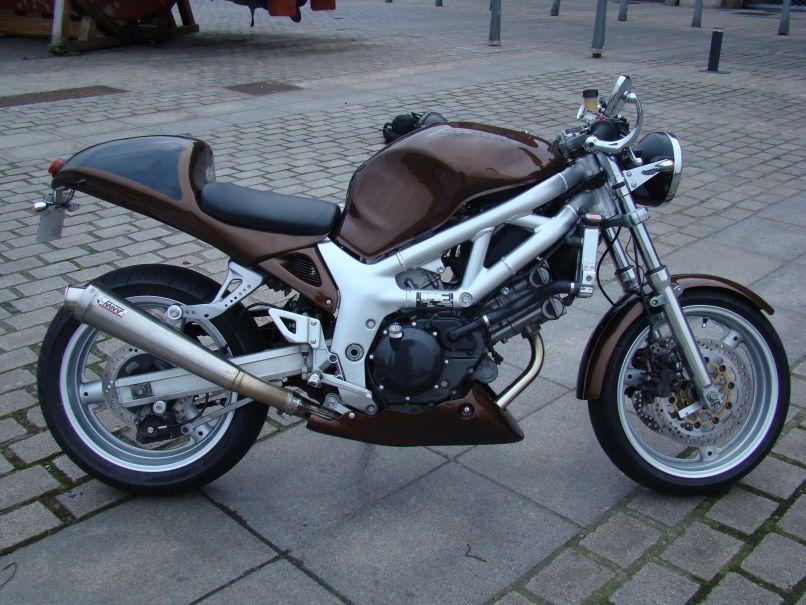 Sv650 Cafe Racer Parts | Motorjdi co