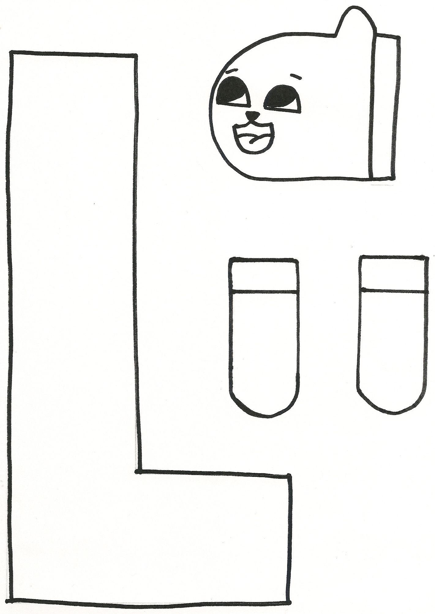 L Is For Llama Printable Worksheet Click Here For A