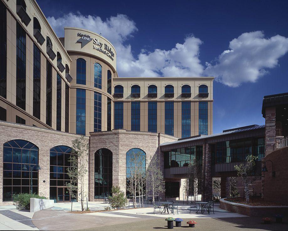 Sky Ridge Medical Center, Colorado Healthcare Buildings