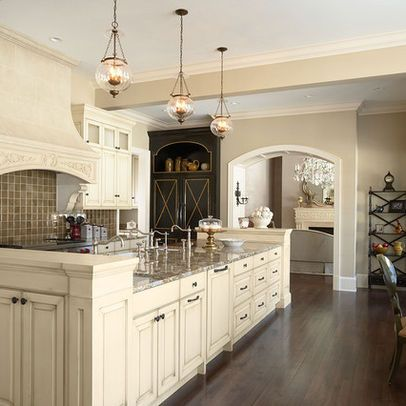 Kitchens With Cream Colored Cabinets Design Pictures Remodel Decor And Ideas Page
