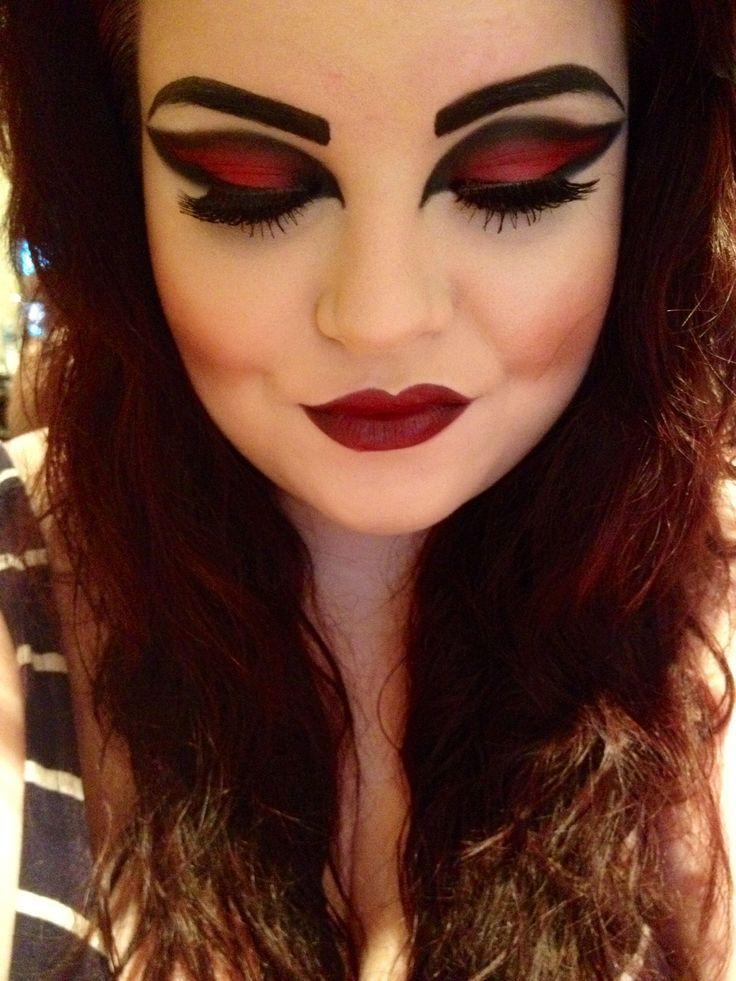 Halloween Vampire Makeup Ideas Halloween makeup, Makeup