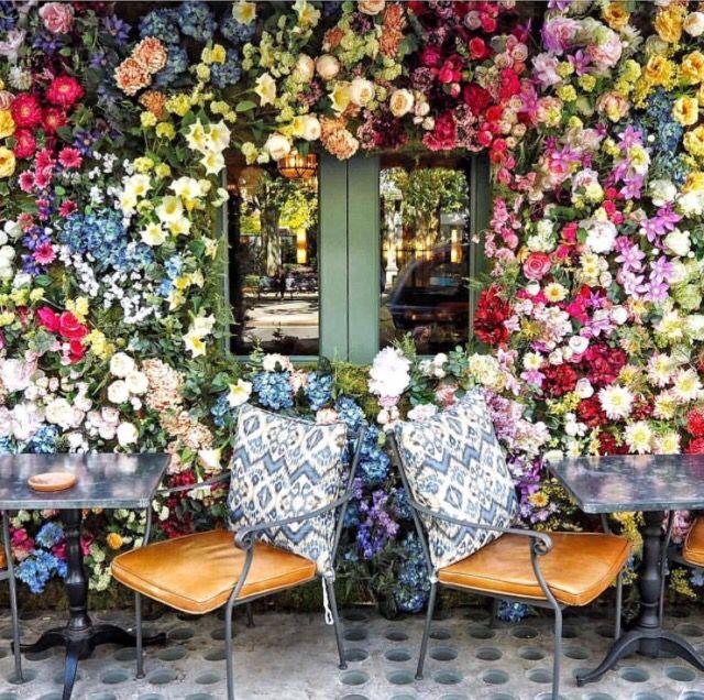 The Ivy, Chelsea Garden, London Pretty in Flora