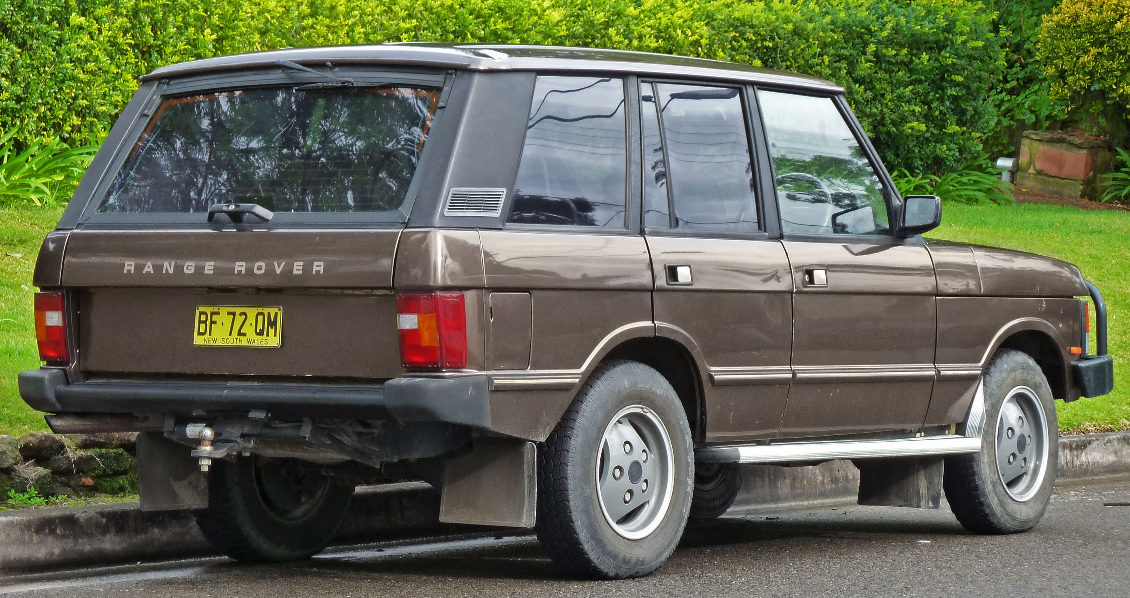 Range Rover Classic cars i have owned