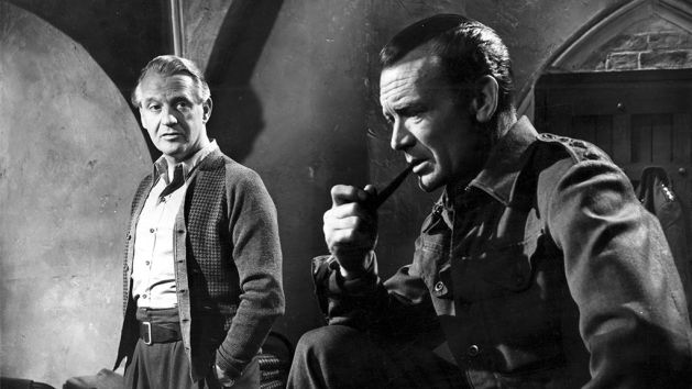 Image result for john mills in the colditz story