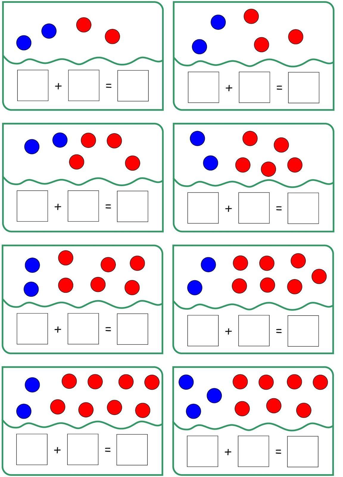 Mengenbilder Und Ihre Zahlensatze