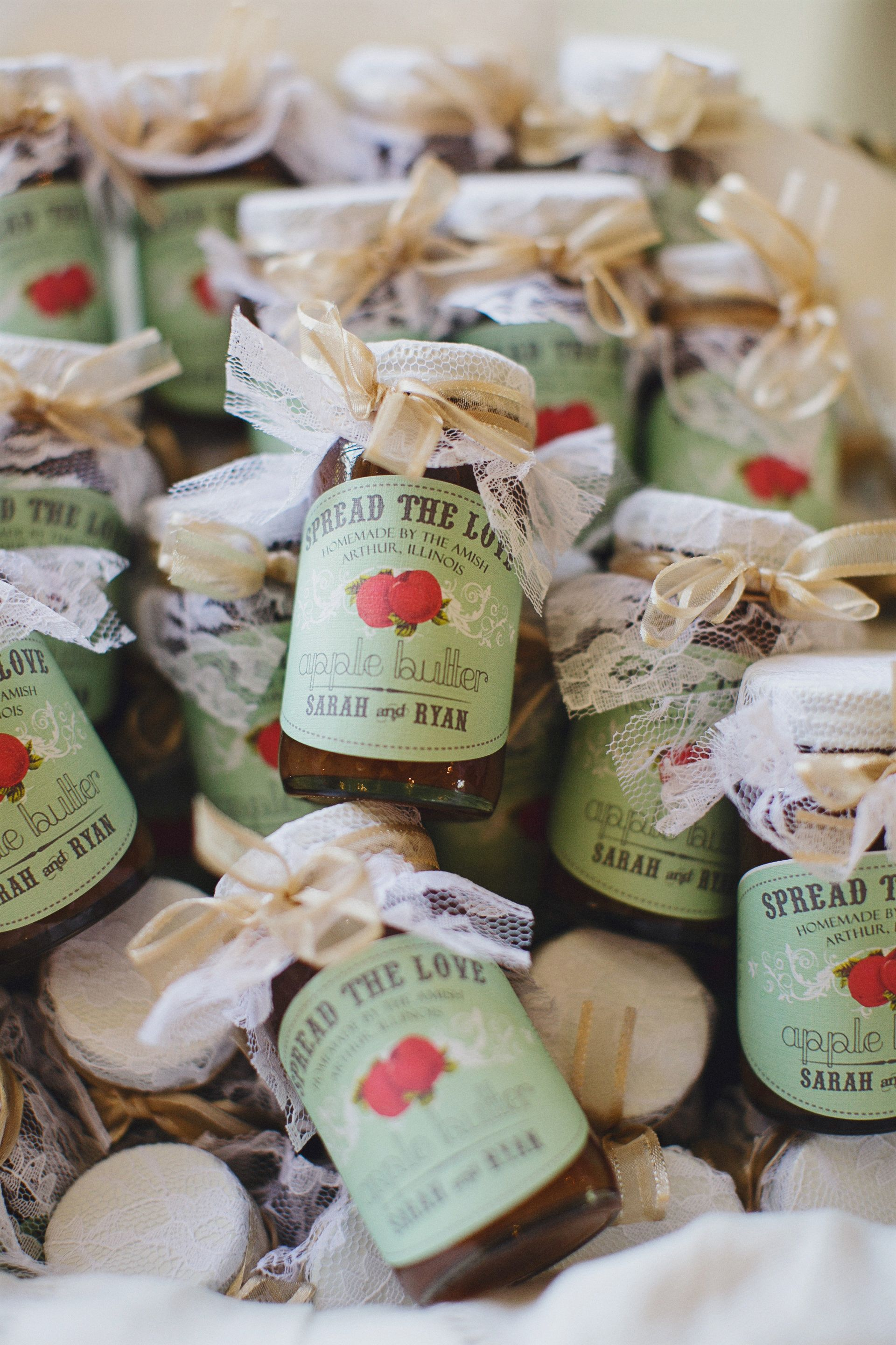 10 Fall Wedding Favor Ideas Wedding, Party favors and