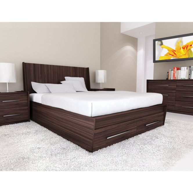 Bed Designs For Your Comfortable Bedroom Interior Design Ideas Wooden Double Homes With