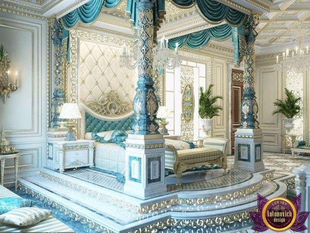 Villa Interior Design in Dubai Villa in Abu Dhabi 59