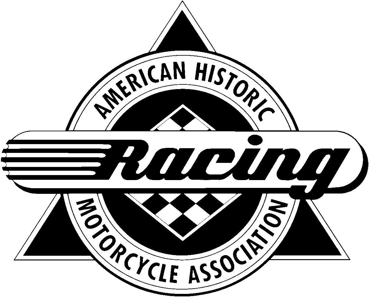 American Race Logo Bandeiras