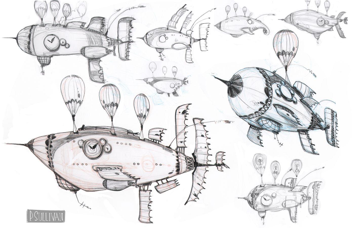 Sly Cooper Concept Art Pencilprimatespot