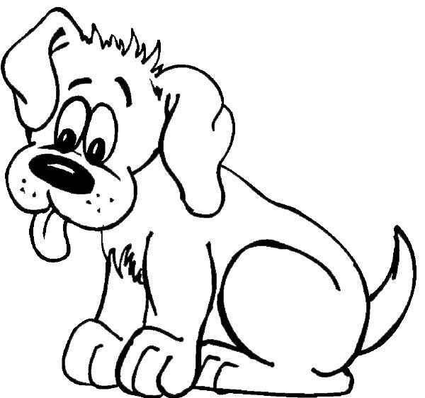 dog stand up coloring page dog pinterest stand up coloring