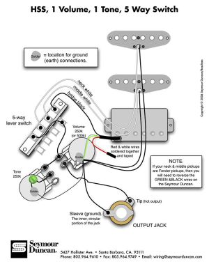 Wiring Diagrams Guitar Hss  http:wwwautomanualparts