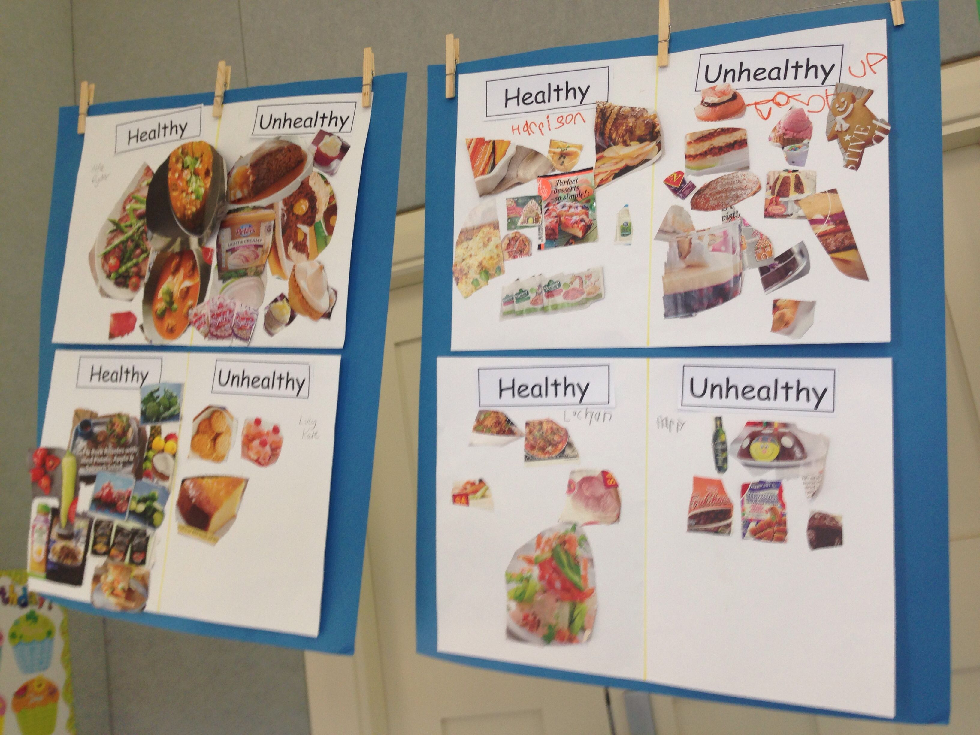 Food Inquiry