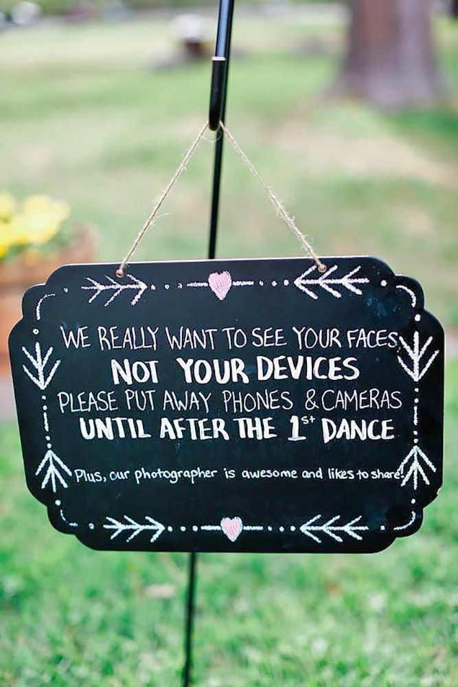 wedding signs directions 11 best photos Page 10 of 11