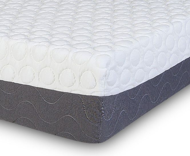 Impressions Cool Indigo Mattress 4ft 6in Firm