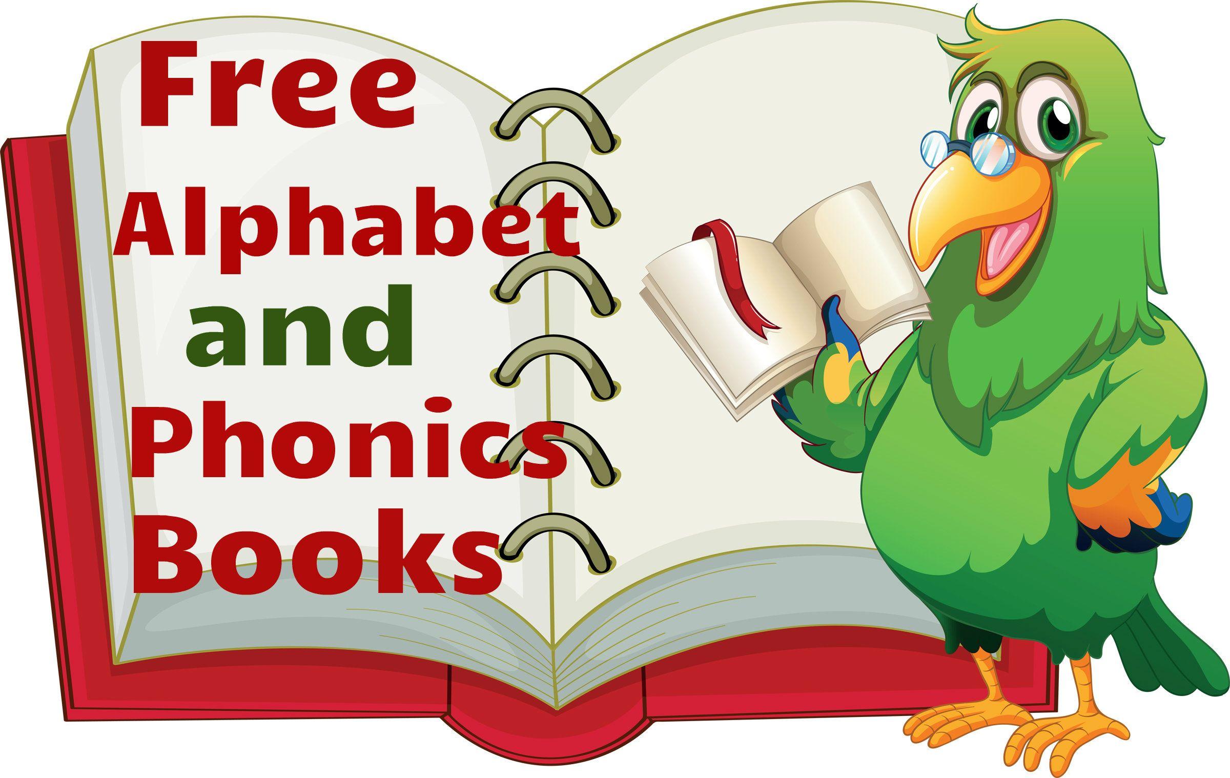 Free Printable And Downloadable Books To Teach Phonics
