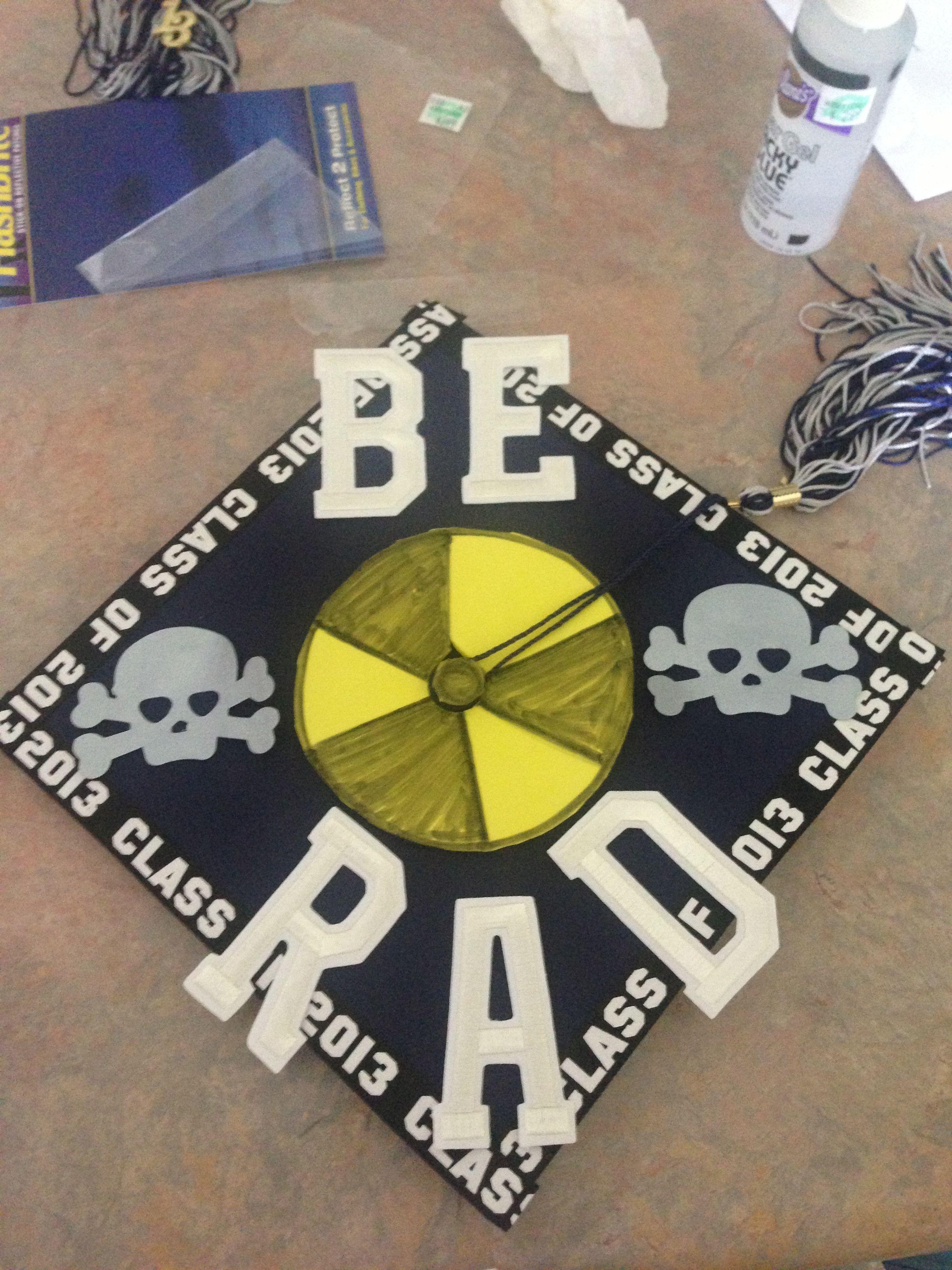 Gradation Cap For X Ray School Radiology
