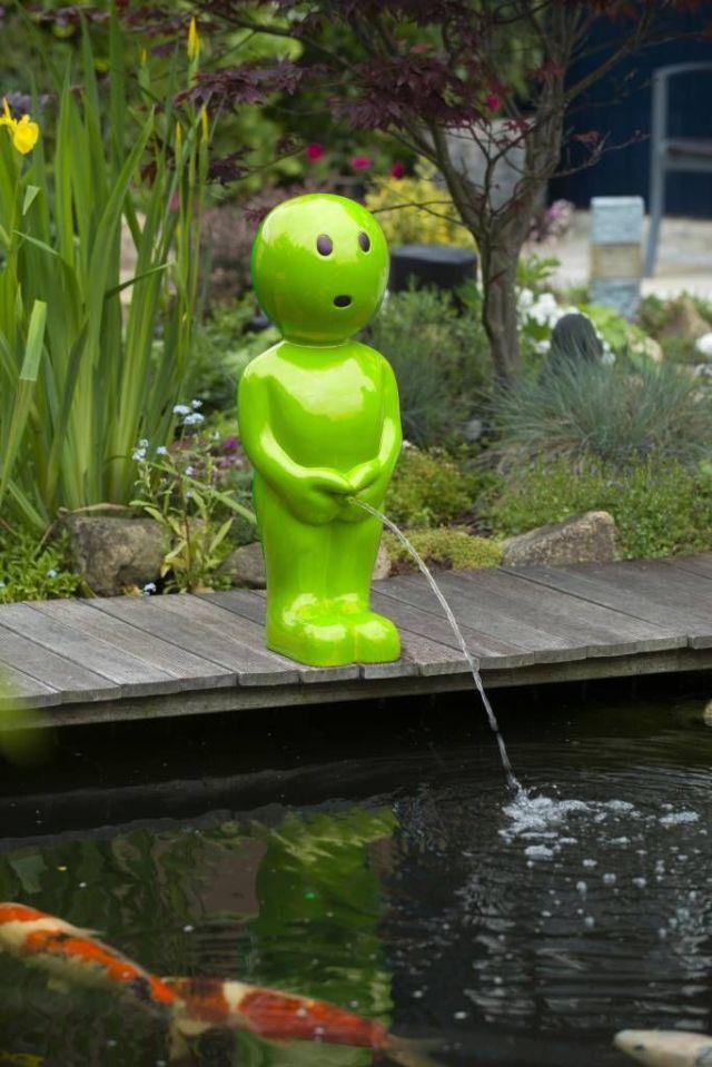 Ubbink Waterornament Boy In 4 Kleuren En 2 Maten