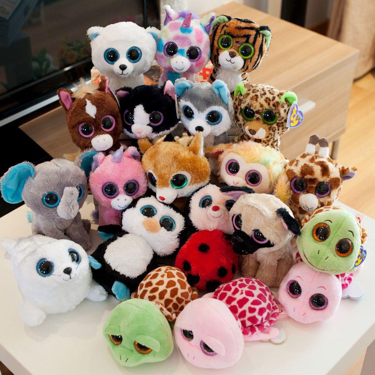 TY STUFFED ANIMALS Cute Stuffed Animals And Benni Boos