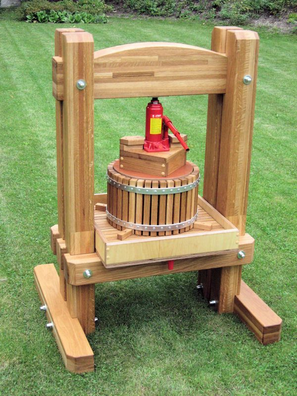 DIY Apple Press DIY Wood Projects Pinterest Apples