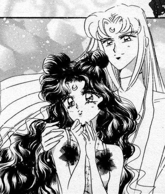 Luna Sailor moon, Artemis and Sailor